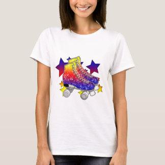 Rainbow Rollerskates T-Shirt