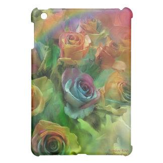 Rainbow Roses Art Case for iPad iPad Mini Cases