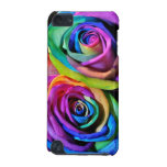 Rainbow Roses iPod Touch Cover