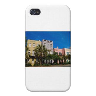 Rainbow Row Charleston, SC iPhone 4 Case