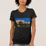 Rainbow Row Charleston, SC T Shirt