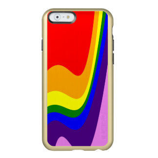 Rainbow Roy G Biv Incipio Feather Shine iPhone 6 Case