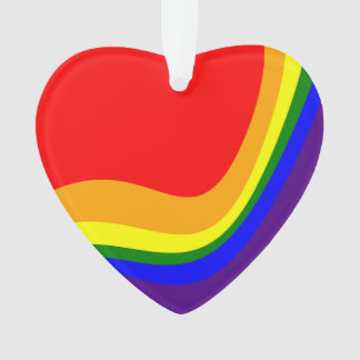 Rainbow Roy G Biv Ornament