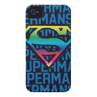 Rainbow S-Shield Case-Mate iPhone 4 Cases