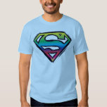 Rainbow S-Shield T-shirt