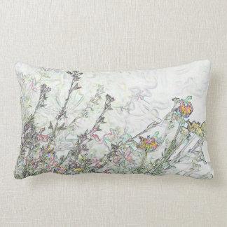 Rainbow Sage Reversible Design Pillows