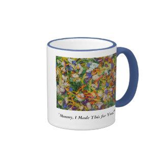 Rainbow Salad Mug