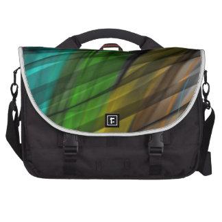 Rainbow Scale Laptop Commuter Bag
