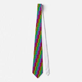 Rainbow Scales Neck Tie