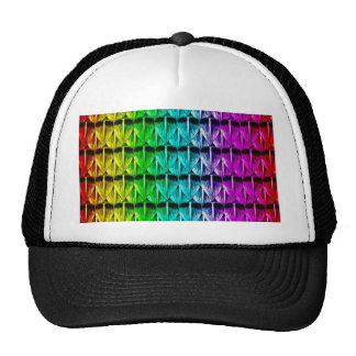 Rainbow Scales Trucker Hat