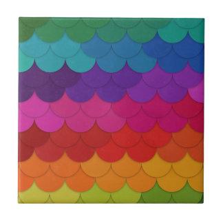 Scallop Ceramic Tiles Zazzle