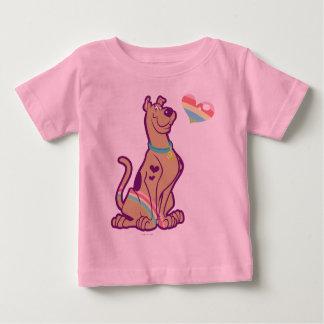 Rainbow Scooby-Doo Baby T-Shirt