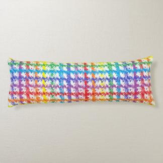 Rainbow Scratch Body Pillow