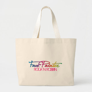 Rainbow Script Bag