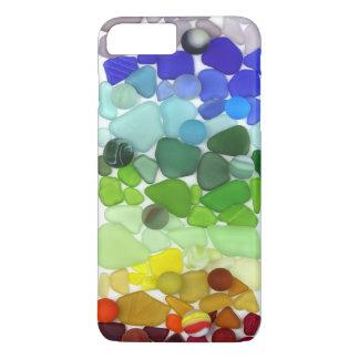 Rainbow Sea Glass iPhone 8 Plus/7 Plus Case