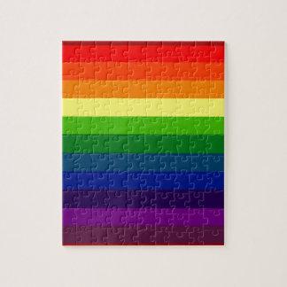 RAINBOW SELECT stripe design Puzzles