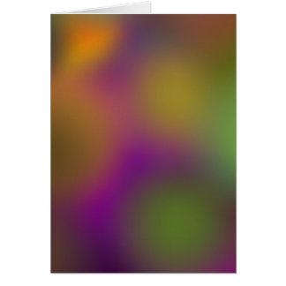 RAINBOW SERIES a15) Card