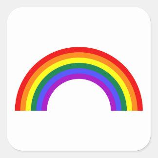 Rainbow Shape Stickers