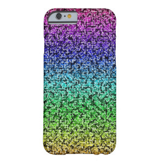 Rainbow Shards Barely There iPhone 6 Case
