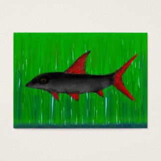 Rainbow Shark Business Card