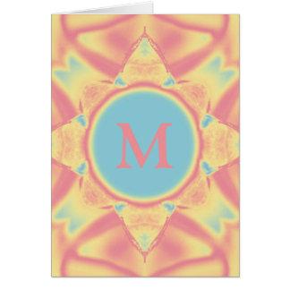 Rainbow Sherbert Symmetry Cards
