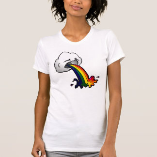 Rainbow Shirt - Funny Cloud