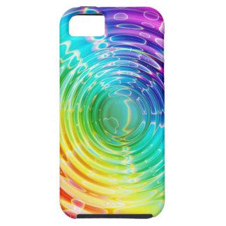 Rainbow Shockwave iPhone SE/5/5s Case