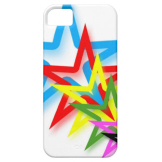 Rainbow Shooting Stars Iphone5 Case iPhone 5 Cases