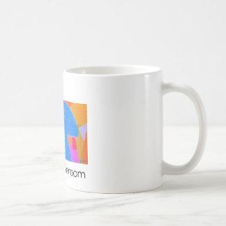 Rainbow Shroom Coffee Mug