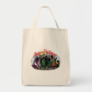 Rainbow - Sisters of the Dance Tote Bag