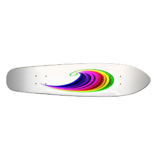 Rainbow Skateboard Deck