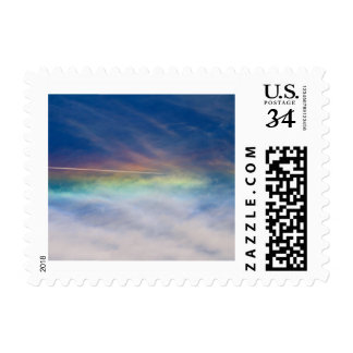 Rainbow Skies Postage