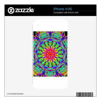 rainbow skin for iPhone 4S