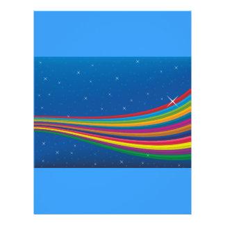 rainbow sky.ai custom flyer