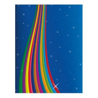 rainbow sky.ai postcard