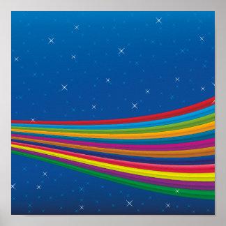 rainbow sky.ai poster