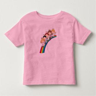Rainbow Slide Toddler T-shirt