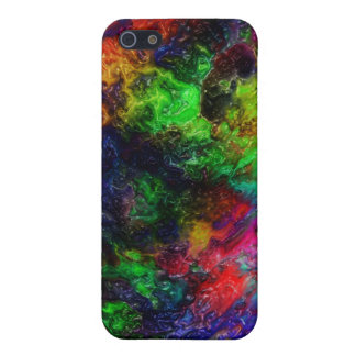 Rainbow Slime Case For iPhone SE/5/5s