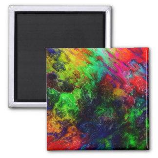 Rainbow Slime Magnet
