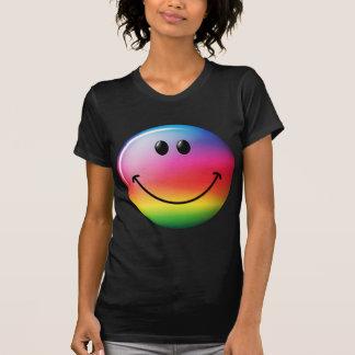 Rainbow Smiley Face T-Shirt