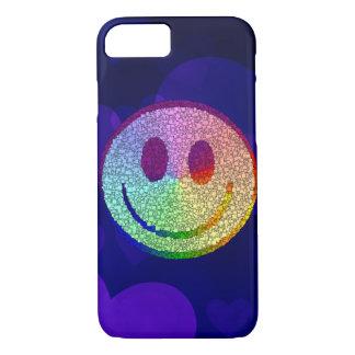 Rainbow Smiley iPhone 7 Case