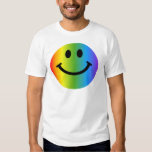 Rainbow Smiley Shirts