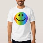 Rainbow Smiley T-Shirt