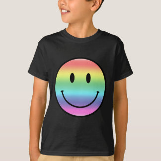 Rainbow Smiley T-Shirt