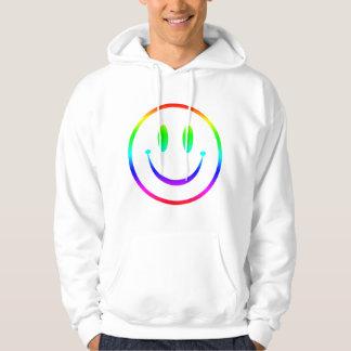 Rainbow Smiley V2 Hoodie