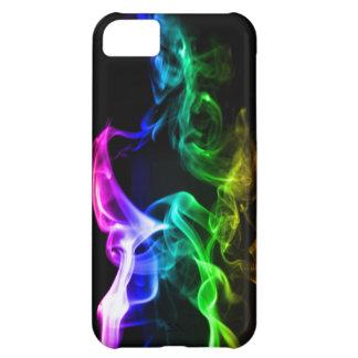 Rainbow Smoke iPhone 5C Covers