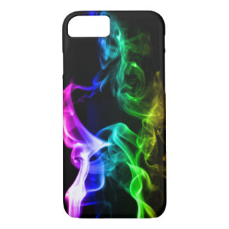 Rainbow Smoke iPhone 8/7 Case