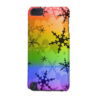 Rainbow Snowflake iPod Touch 5G Case