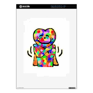 Rainbow Soul Decal For The iPad 2