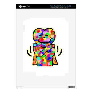 Rainbow Soul Decals For iPad 3